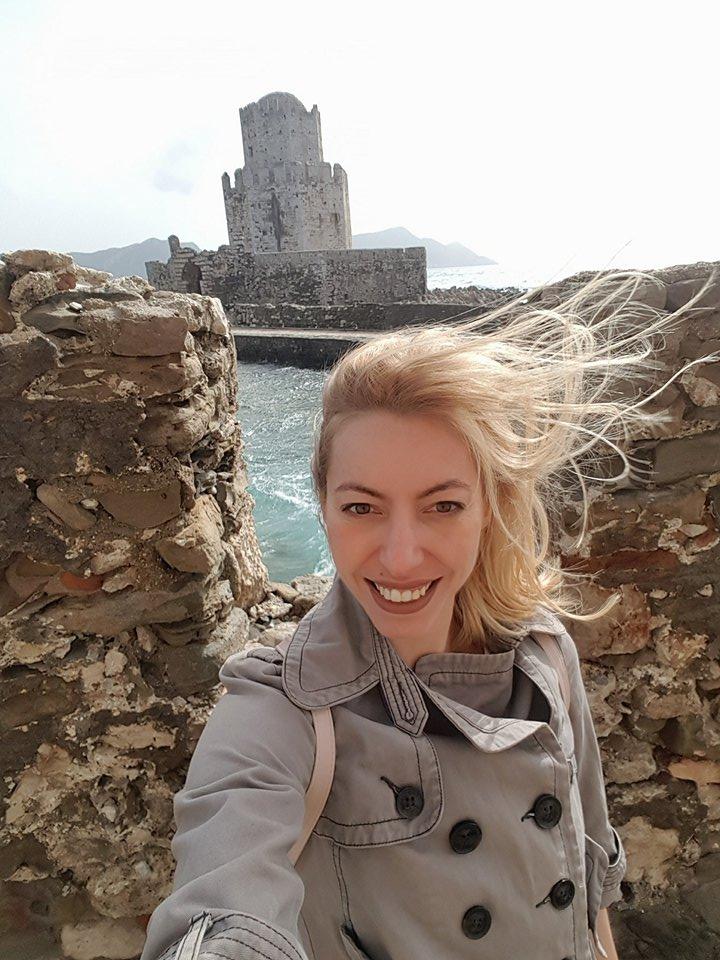 Η Μαρκέλλα Σαράιχα ταξιδεύει στην καστροπολιτεία της Μεθώνης