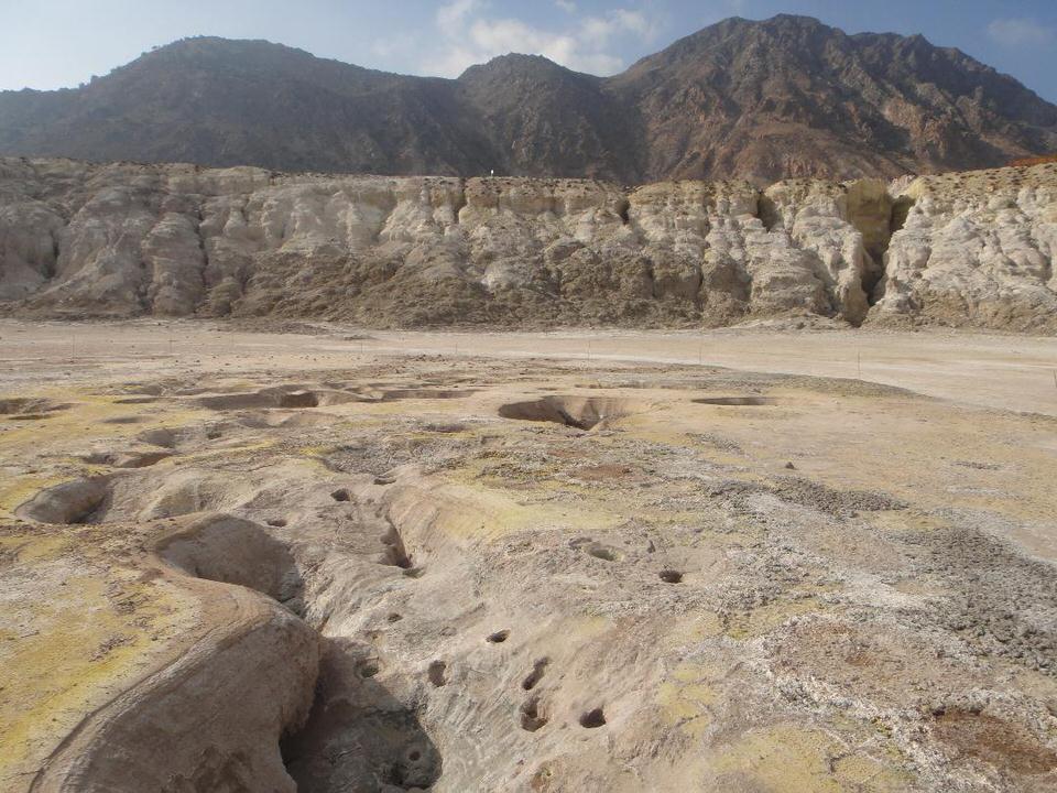 Ταξίδι στο ηφαίστειο της Νισύρου