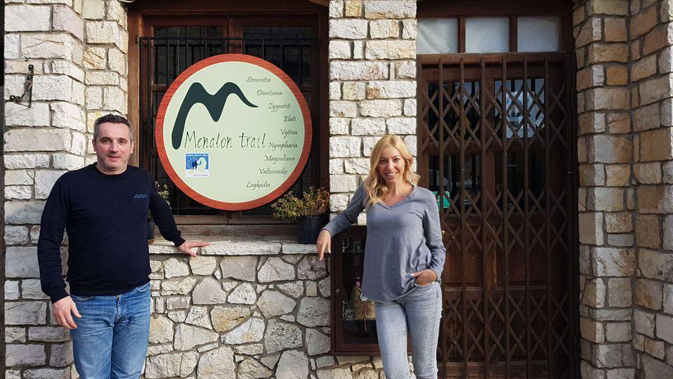 Η Μαρκέλλα Σαράιχα ταξιδεύει στην Στεμνίτσα