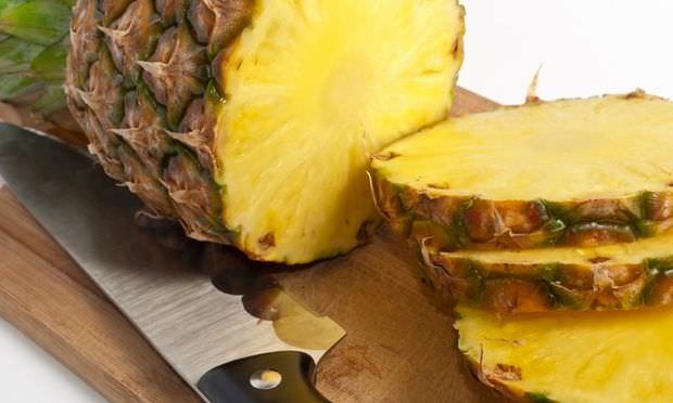 Συνταγή για καραμελωμένο ανανά!