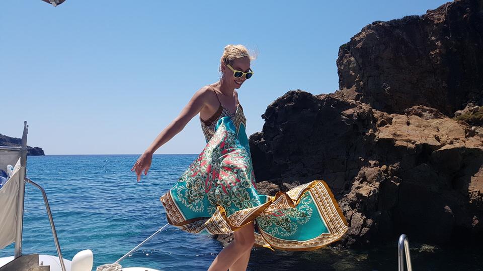 Η Μαρκέλλα Σαράιχα σε ταξιδεύει με το travelgirl.gr