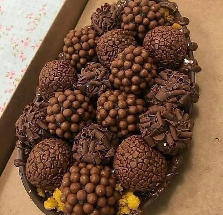 Συνταγή για νηστίσιμα σοκολατάκια με μπισκότο