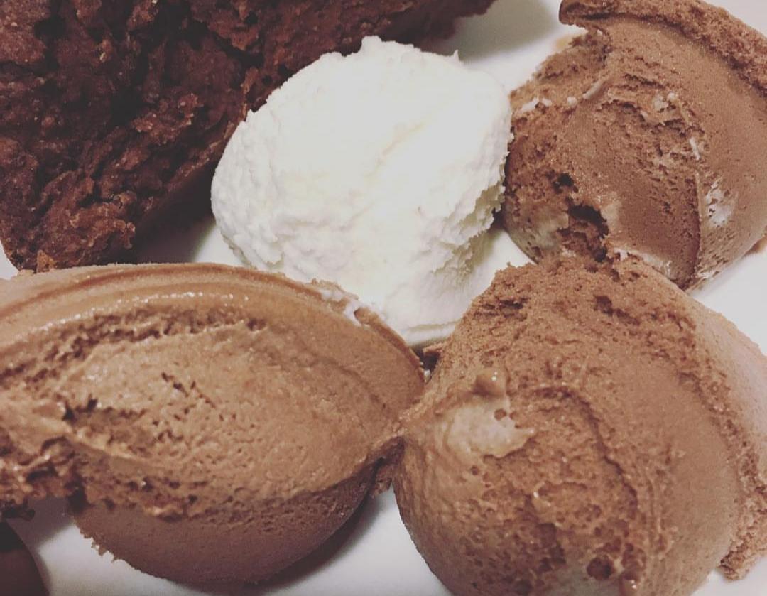 Συνταγή για παγωτό παρφέ σοκολάτα