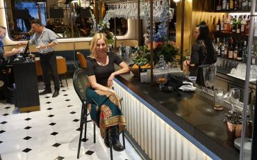 Η Μαρκέλλα Σαράιχα στην Λυκόβρυση