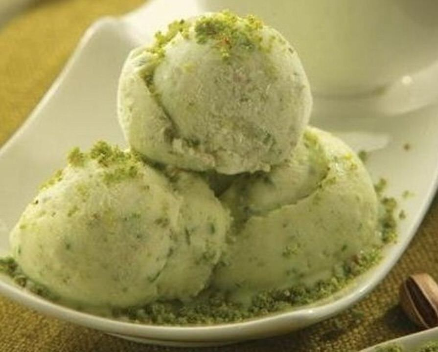 Συνταγή για παγωτό φιστίκι!