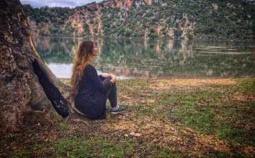 Ταξίδι στη λίμνη Ζηρού