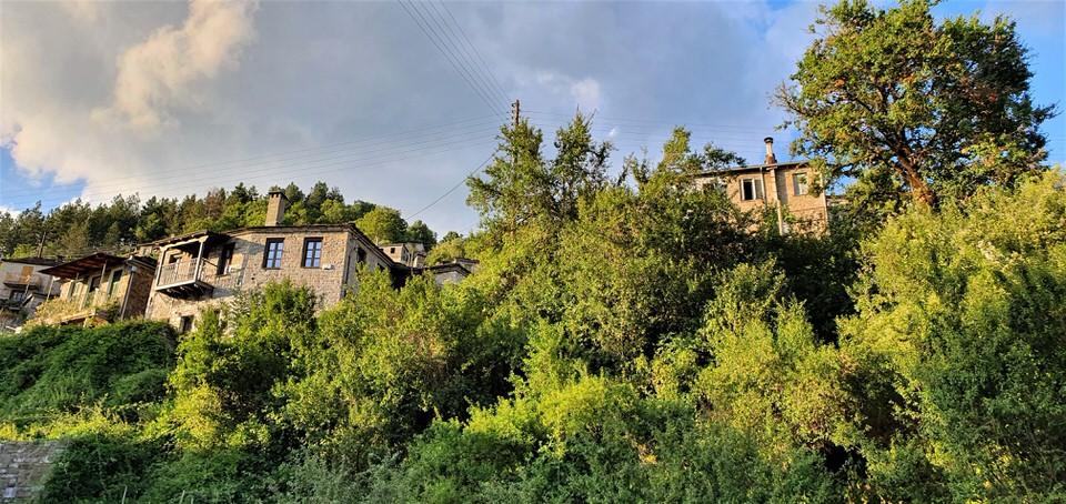 Η Μαρκέλλα Σαράιχα στους Κήπους των Ζαγοροχωρίων