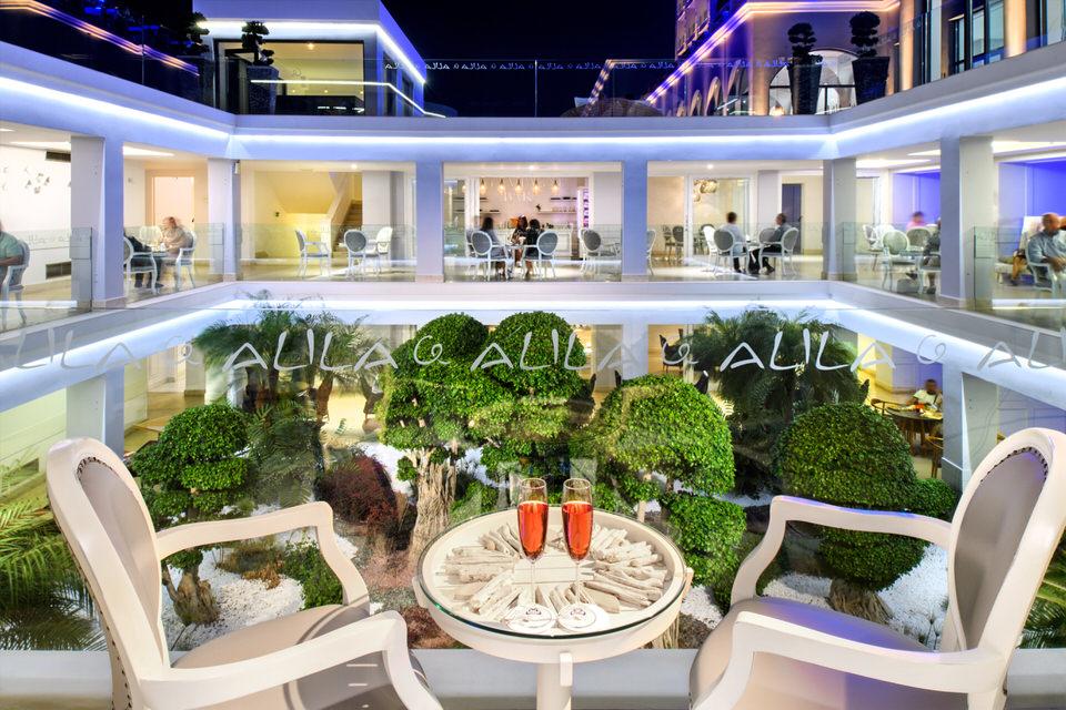 Τα 5 bar του Mitsis Alila Resort & Spa