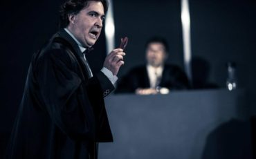 Terror στο θέατρο Αθηνών