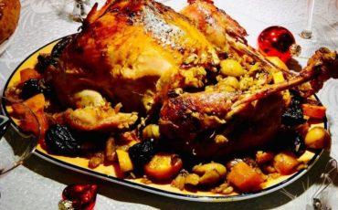 Συνταγή για γέμιση για τη γαλοπούλα ή το κατσικάκι