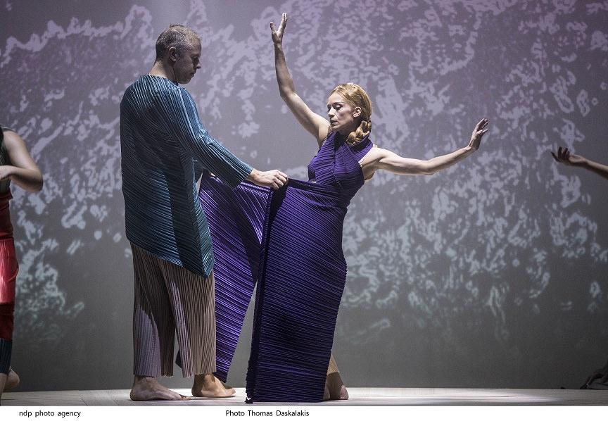 Ο Χορός της Φωτιάς στο Δημοτικό Θέατρο Πειραιά