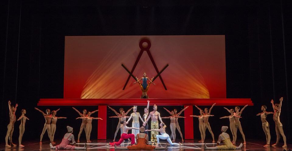Μαγικές στιγμές όπερας-μπαλέτου στο Μέγαρο, με τα Μπαλέτα Bejart!