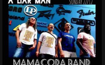 Οι Mamakoda live στο Aliar Man