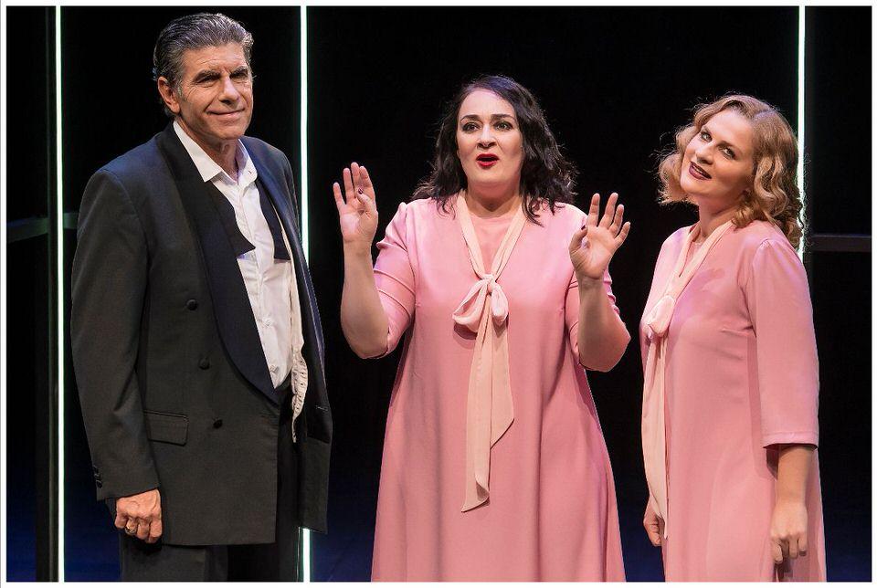 Ράφτης Κυριών στο θέατρο Προσκήνιο