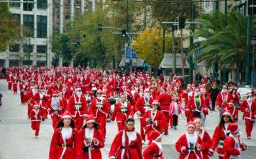 6o Santa Run