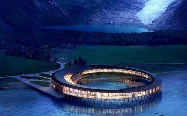 Svart: Το πολυτελές ξενοδοχείο της Νορβηγίας