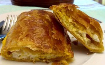 Συνταγή για τυρόπιτα με γιαούρτι