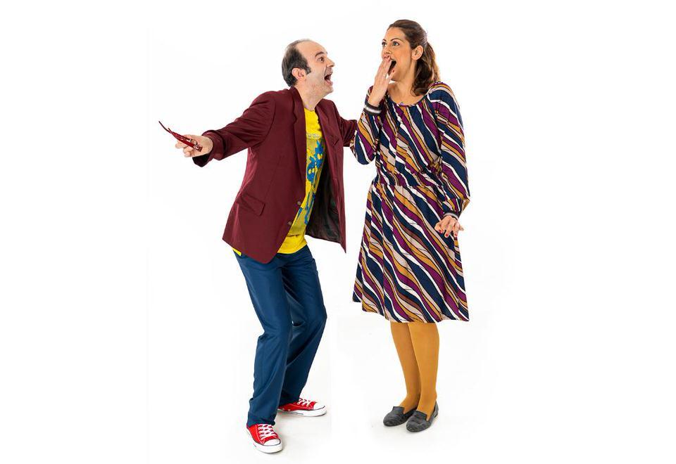 «Αναδρομή γάμου», στο θέατρο Αλκμήνη από Δευτέρα 20 Ιανουαρίου