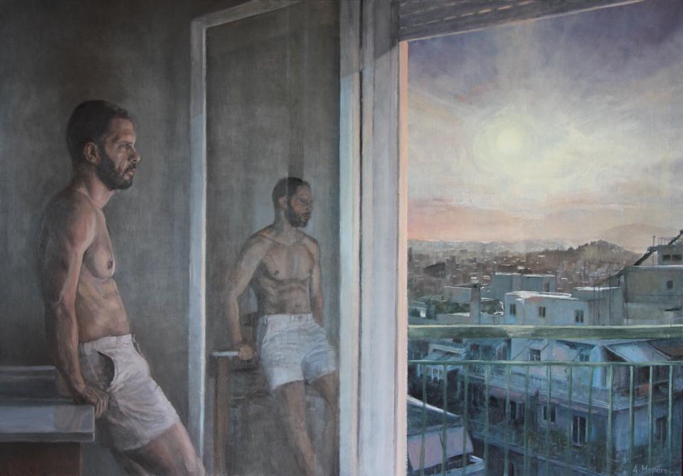 Έκθεση ζωγραφικής Ανδρέα Μαράτου