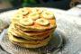 Συνταγή για τηγανίτες με μπανάνα