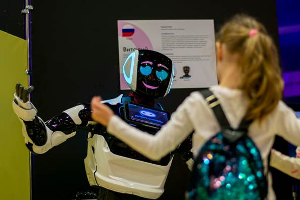 City of Robots ǀ Η μεγαλύτερη έκθεση ρομποτικής για πρώτη φορά στην Ελλάδα!