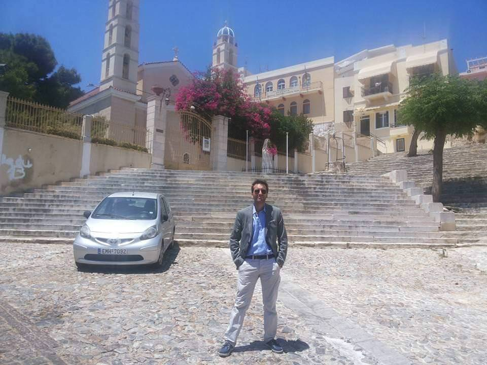 Ταξίδι στην Σύρο