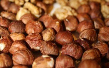 συνταγή για καραμελωμένα φουντούκια