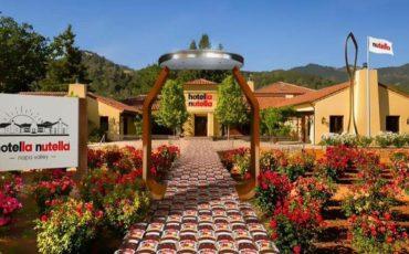 """Hotella Nutella: Ταξίδι στο πιο """"γλυκό"""" ξενοδοχείο του κόσμου"""