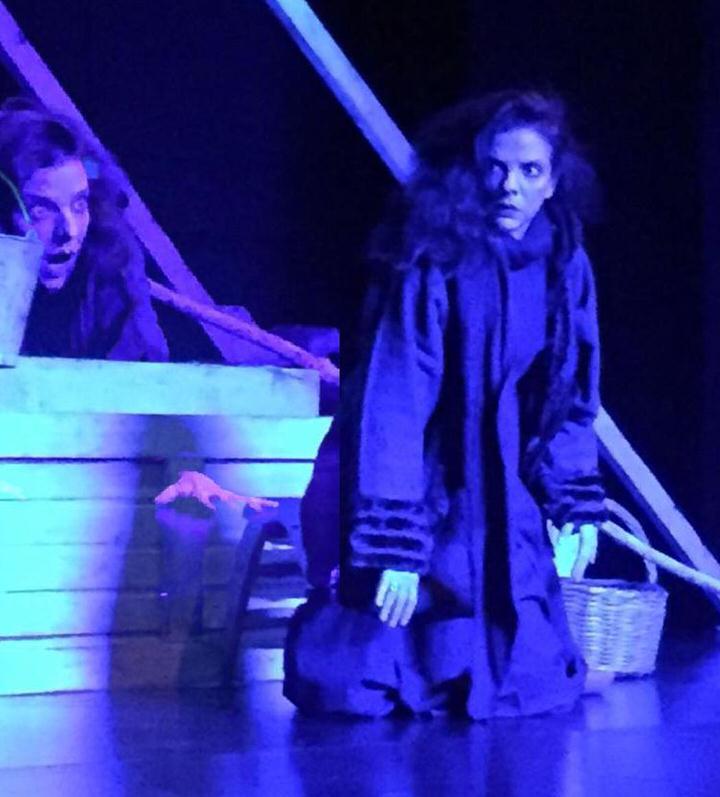 Η «Φόνισσα» του Αλέξανδρου Παπαδιαμάντη στο θέατρο Αλκμήνη