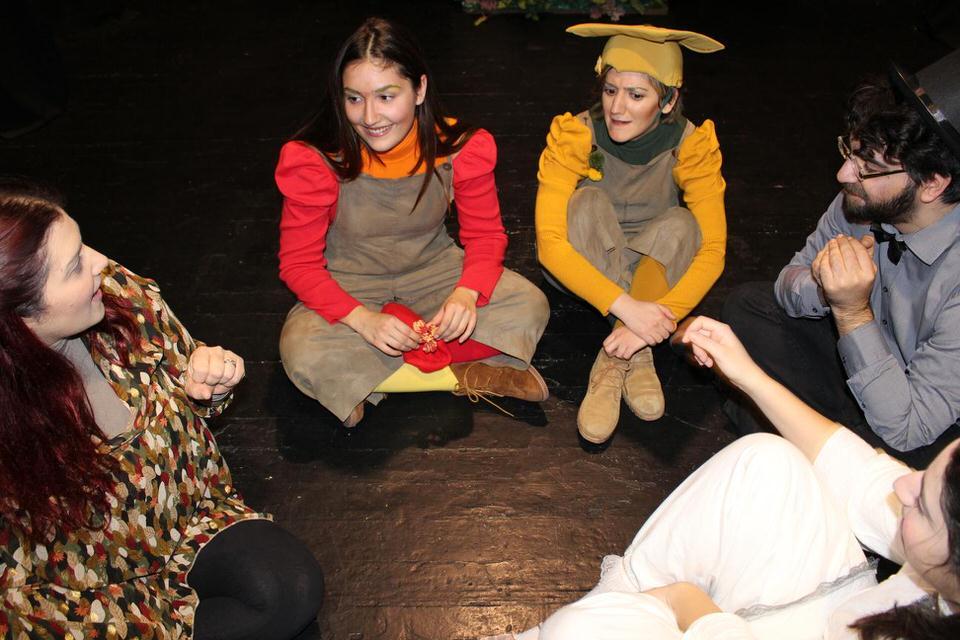 """Με επιτυχία πραγματοποιήθηκε η παράσταση προσφοράς για το Χαμόγελο του Παιδιού, """"Η Καρέκλα που φανταζόταν"""""""