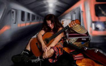 """Η «Ιωάννα του μετρό»: Από τον Φεβρουάριο στον Πολυχώρο """" ΠΟΛΙΤΙΣΤΙΚΕΣ ΑΠΟΠΕΙΡΕΣ """""""