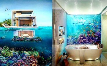 Manta Resort: Εδώ βρίσκεται το δίκλινο δωμάτιο μέσα στον ωκεανό!