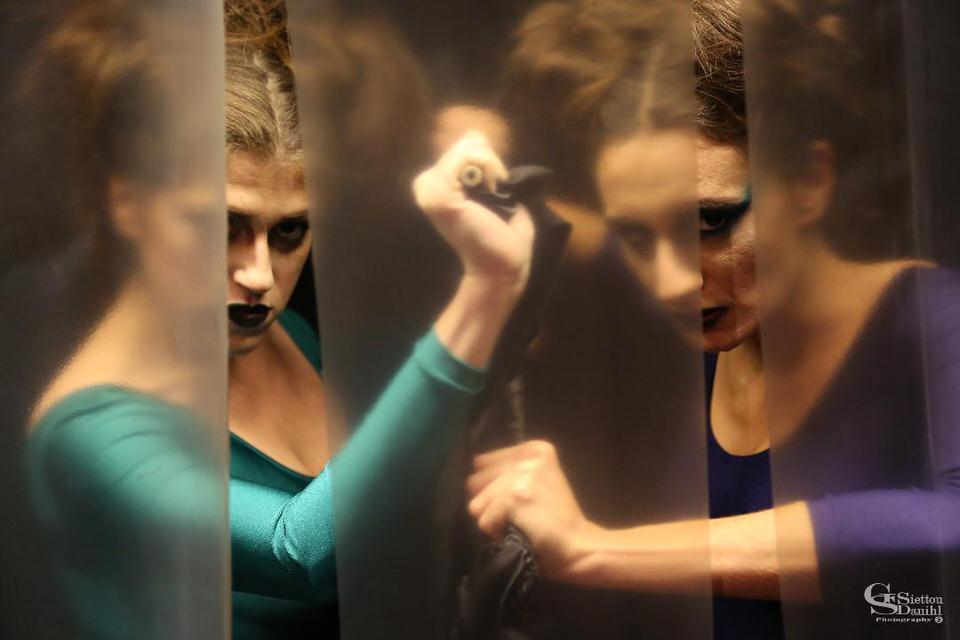 Ηχώ και Νάρκισσος στο Θέατρο Λύχνος Τέχνης & Πολιτισμού