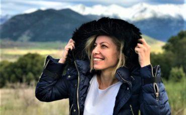 Η Μαρκέλλα Σαράιχα ταξιδεύει στο Λεβίδι Αρκαδίας