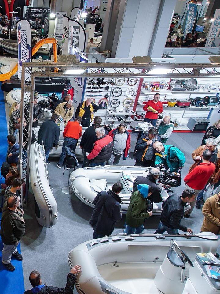 Boat & Fishing Show 2020 στο Εκθεσιακό Κέντρο Helexpo