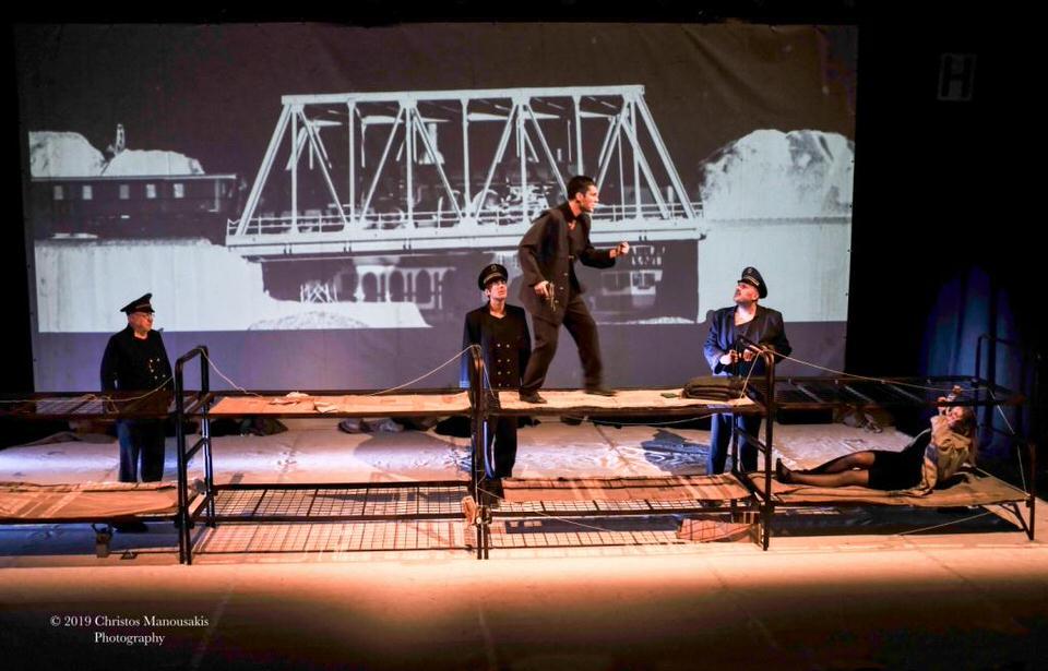 Για πρώτη φορά στην Ελλάδα το «Europa» του Lars Von Trier σε θεατρική διασκευή