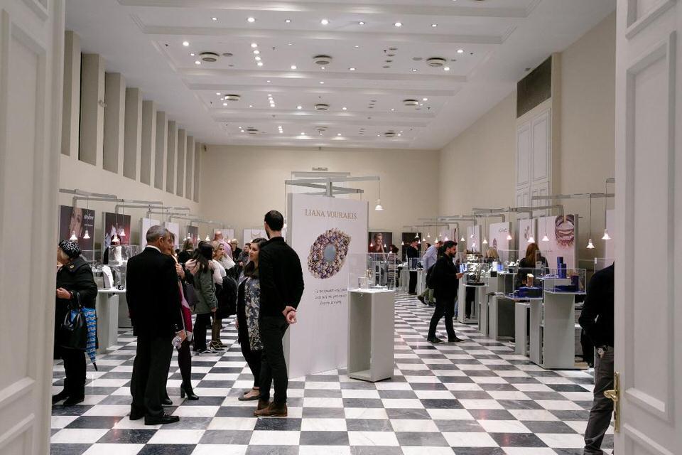 Για 7η συνεχόμενη χρονιά το A JEWEL MADE IN GREECE διοργανώνει τη μεγάλη Συνάντηση Δημιουργών στο Ζάππειο Μέγαρο