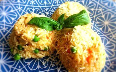 Συνταγή για (νηστίσιμο) ριζότο λαχανικών!