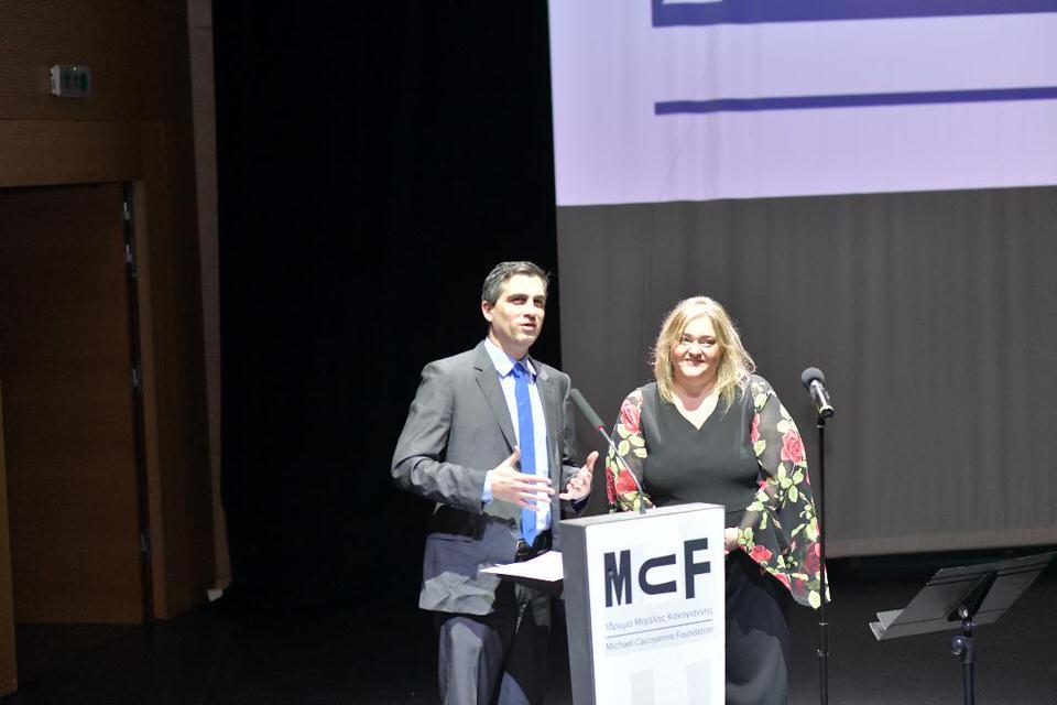 ACTION IN GREECE: Η γενέθλια δεξίωση στο Ίδρυμα Μιχάλης Κακογιάννης