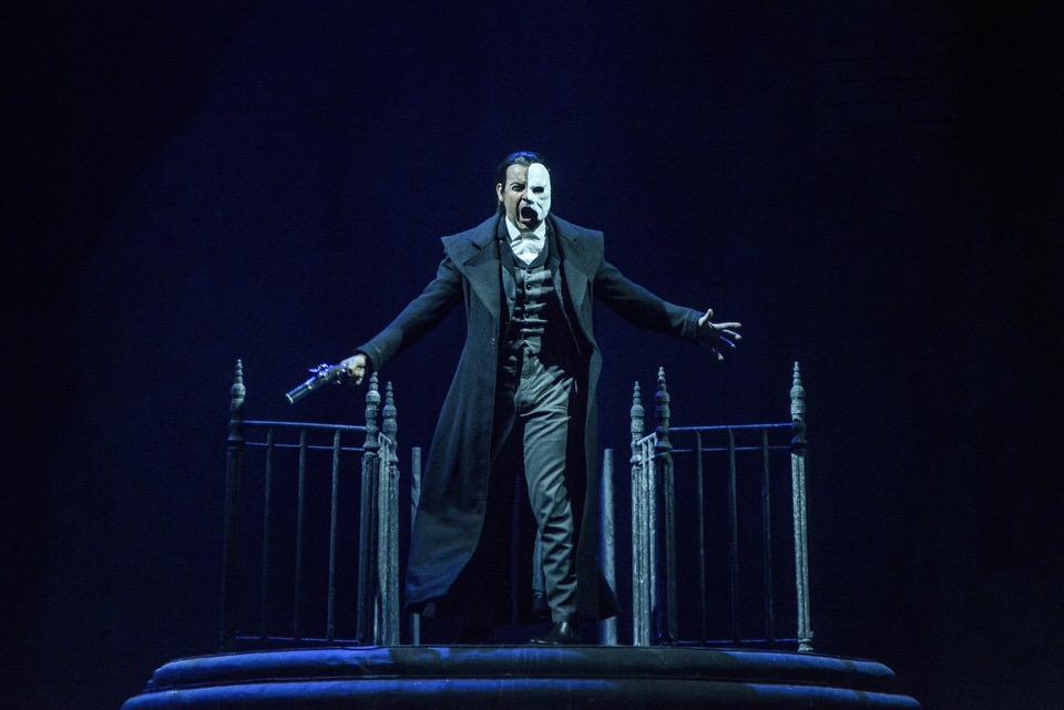 Phantom of the Opera έρχεται στην Αθήνα στις 15 Φεβρουαρίου