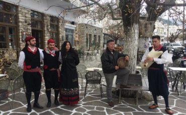 Tσικνοπέμπτη με τους Κουδουνάτους και την ΕΑΣ Νάξου! (video-φωτογραφίες