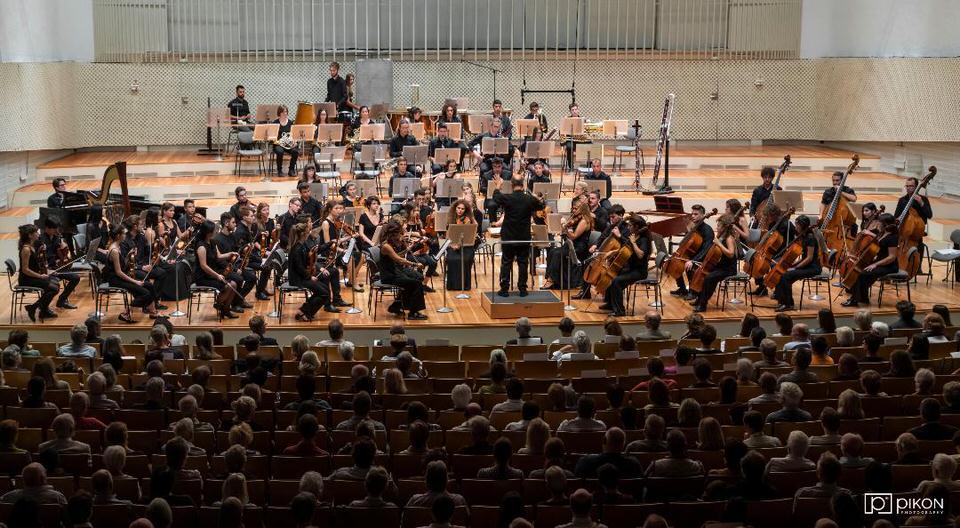 10 χρόνια the Underground Youth Orchestra στο Μουσείο Μπενάκη