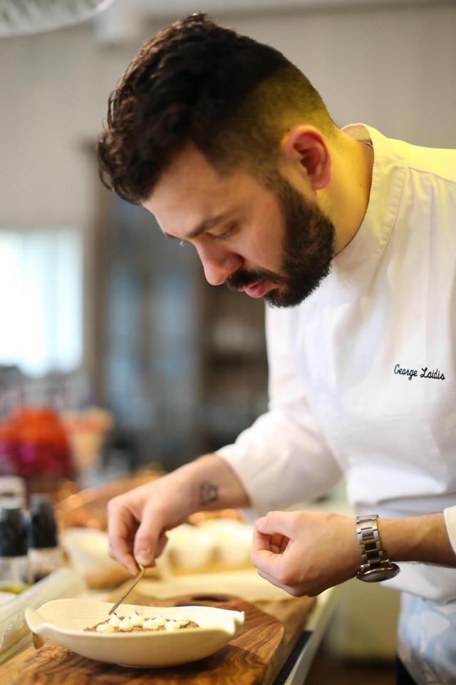 Γιώργος Λαΐδης: Ο ταλαντούχος chef μιλάει στο travelgirl και μας δίνει μία συνταγή του!