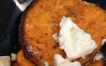 Συνταγή για ψητά τσιπς γλυκοπατάτας