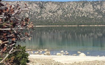 Ταξίδι στη λίμνη Βουλιαγμένη στο Λουτράκι