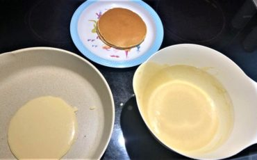 Συνταγή για pancakes