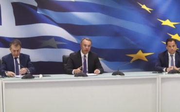Υπουργείο Οικονομικών: Αίτημα στην Ευρωπαϊκή Επιτροπή για την απαλλαγή από δασμούς και ΦΠΑ των ειδών που εισάγονται για την αντιμετώπιση του κορωνοϊού