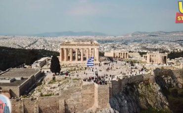 Το βίντεο με τις ομορφιές της Ελλάδας από την Ομάδα UP Stories (video) #menoumespiti