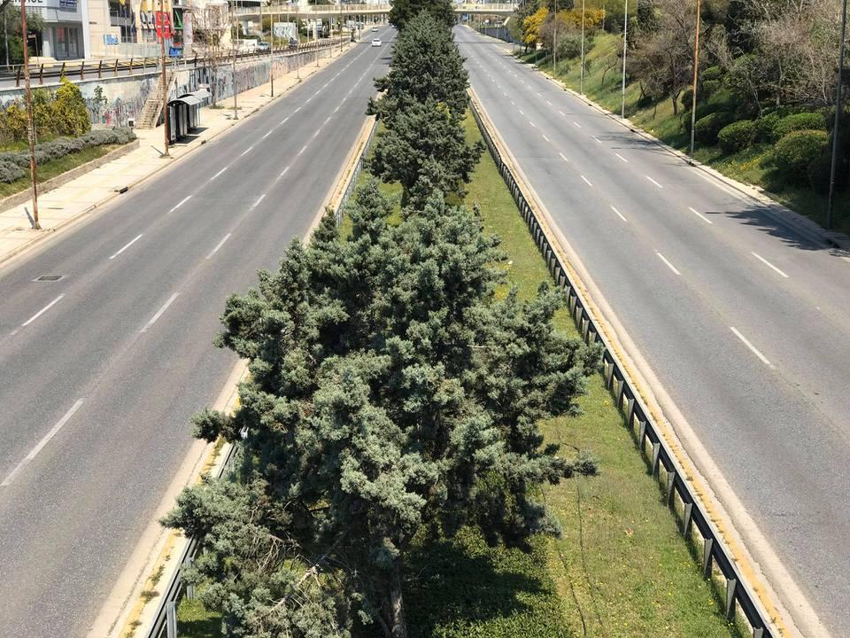 Κορωνοϊός-Απαγόρευση κυκλοφορίας: Δημοσιεύτηκε η ΚΥΑ για τα έκτακτα μέτρα