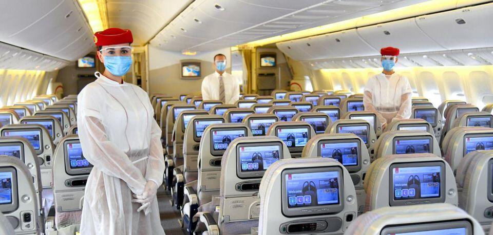 Emirates: Έτσι θα είναι τα αεροπορικά ταξίδια μετά τον κορωνοϊό (video)